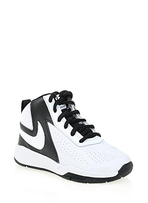 Nike Team Hustle D 7 (Ps) Beyaz